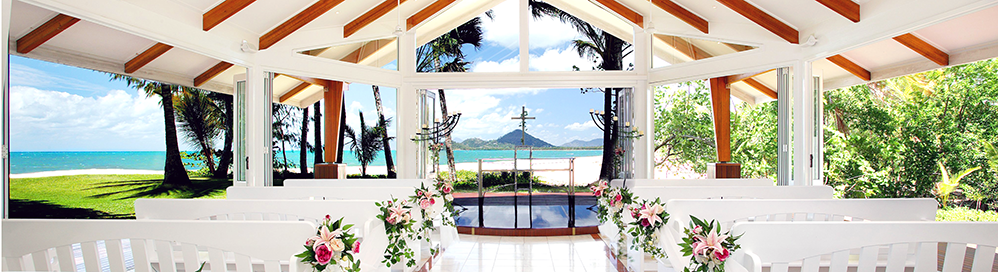 The Alamanda Chapel - Palm Cove